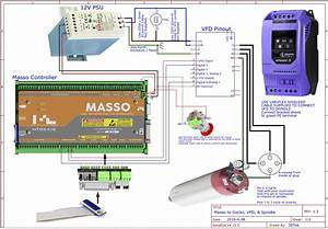 Masso Wiring Diagrams