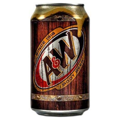 A Amp W Root Beer Halal