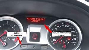 Voyant Serv Clio 2 : comment effacer le voyant d 39 huile moteur sur votre voiture outils obd facile ~ Medecine-chirurgie-esthetiques.com Avis de Voitures
