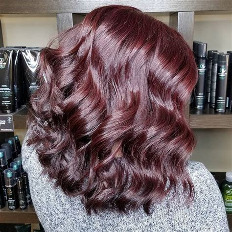 pinot noir paul mitchell color xg rv  vr  pulled