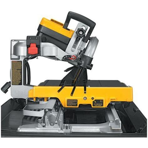 dewalt tile saw with stand authentic dewalt d24000s heavy duty 10 inch tile saw