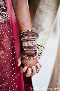 Indian-wedding-portrait-groom-bride-detail-holding-hands ...