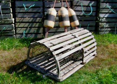 downeast nautical salvage lobster traps