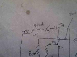 220 Motor Wiring To Drum Switch