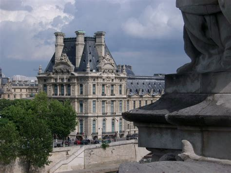 Free Stock Photo Of View From Roof Of Musee De Orsay In