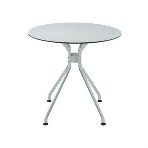 Le Runder Tisch by Alu4 Tisch Rund