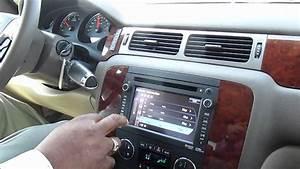 Chevrolet Silverado Navigation System 2017
