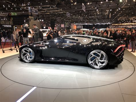 Bugatti La Voiture Noire Geneva Pictures Gallery And Quick