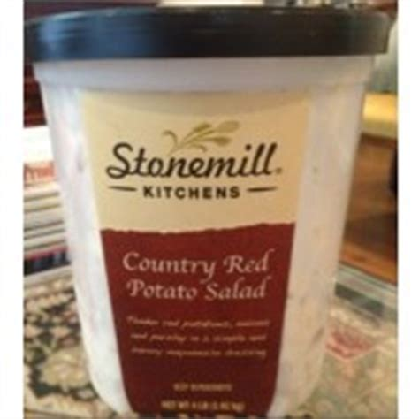 country kitchen calories stonemill kitchens country potato salad calories 2747