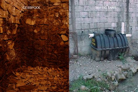 Difference Between Cesspool Vs Septic Tank