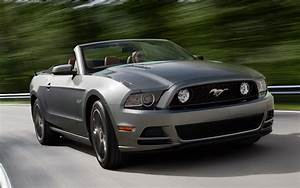 Ford Cars: 2013 Ford Mustang GT Convertible