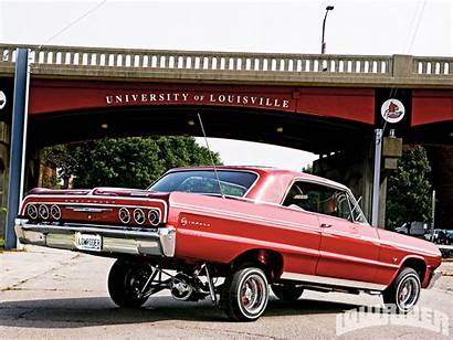 Impala Lowrider 64 1964 Chevrolet Wallpapers Background