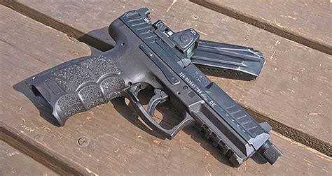hk vp ashbury custom shop rmr pistol  journey   red dot sight equipped pistol shwat