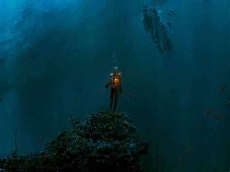 ocean fantasy art wallpaper allwallpaperin  pc en