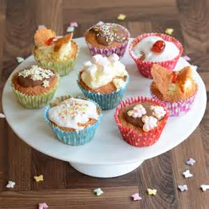 different of cakes to make fairy cakes