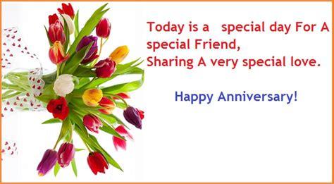 st wedding anniversary wishes   friend