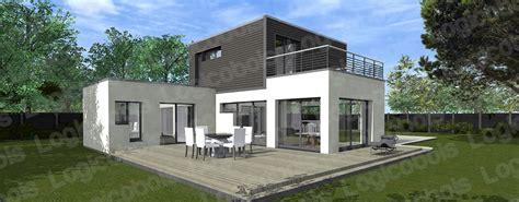 maison moderne cubique prix chaios