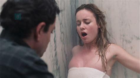 brie larson  sexy scenes  moviesshowerbikinikiss
