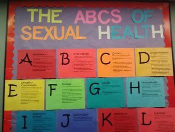 bulletin board abcs  sexual health  victoria agne tpt