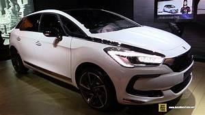 Ds 5 Sport Chic : 2017 citroen ds5 sport chic 180 diesel exterior and interior walkaround 2016 paris motor ~ Gottalentnigeria.com Avis de Voitures