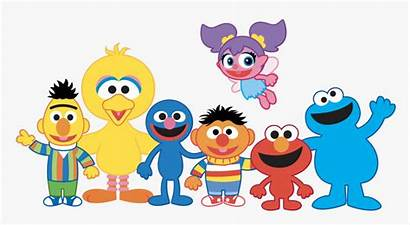 Sesame Street Characters Clipart Ghetto Transparent Kindpng