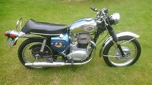 Bsa A65 Thunderbolt In Great Original Condition  A65t Not A65l