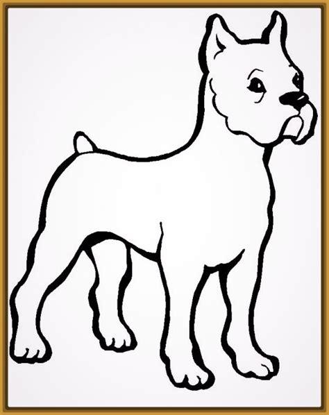 dibujos para imprimir de perros cachorros Archivos