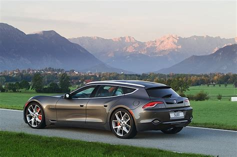 the fisker surf plug in hybrid is a sports car for the