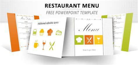 powerpoint templates cartas restaurant menu powerpoint template template menu and