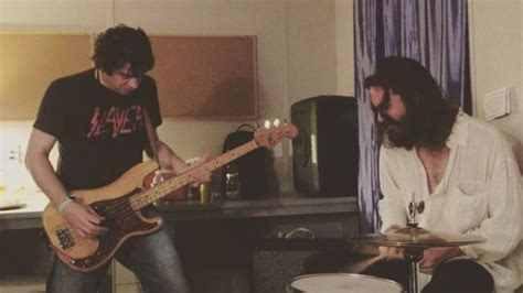 Watch Father John Misty & Dean Ween Jam Backstage At
