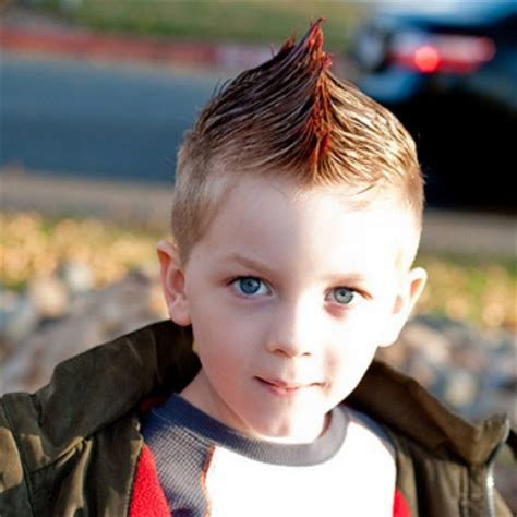 Kid Mohawk Hairstyles by 5 Best Baby Hairstyles Best Hairstyles And Haircuts