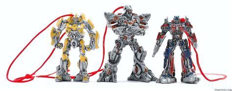 transformers movie mini christmas ornaments 3 pack