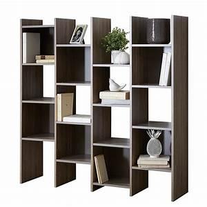 Bücherregal 90 Cm Hoch : b cherregal burgos 127 cm hoch home24 ~ Bigdaddyawards.com Haus und Dekorationen