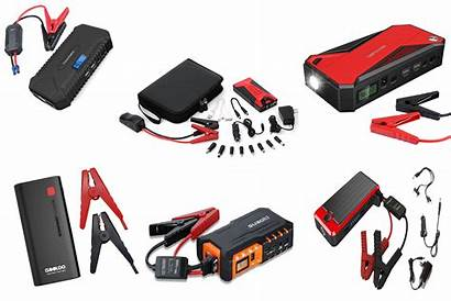 Jump Starter Lithium Ion Portable Cars Battery