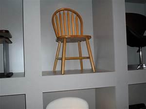 Chaise Cuisine Bois : chaise de cuisine en bois a vendre ~ Melissatoandfro.com Idées de Décoration