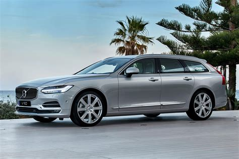 new volvo volvo v90 is this the best looking estate motoring