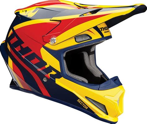 motocross gear south africa 109 95 thor sector ricochet dot approved mx motocross