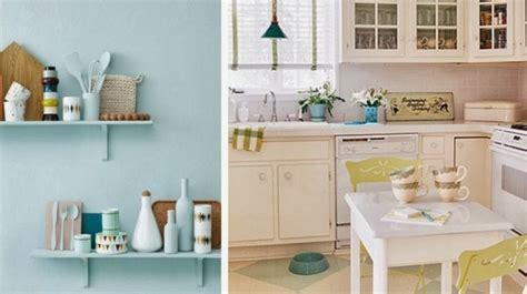 cuisine bleu pastel déco cuisine pastel exemples d 39 aménagements