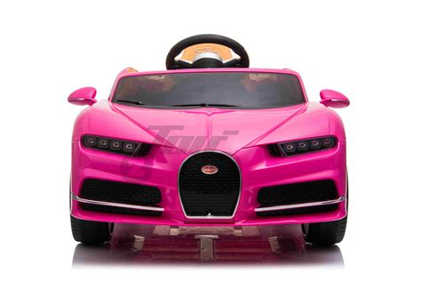The bugatti 16c galibier never went into production because executives didn't like the design looking back, bugatti's plan to follow the veyron with a production version of the 16c galibier. Kids Licensed Bugatti Chiron Ride on Car 2.4G Remote 12V Battery Music Door Open Pink   Toyzz