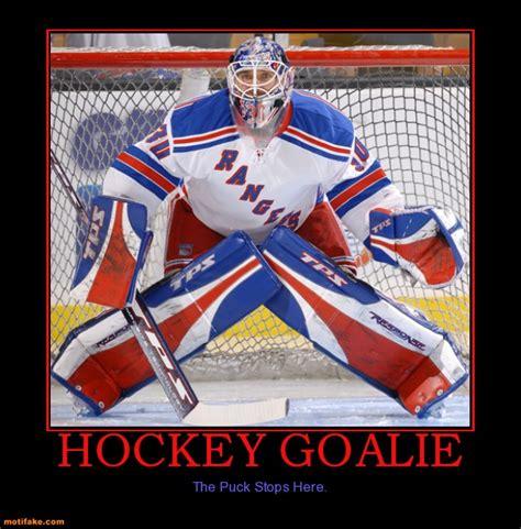Famous Ice Hockey Goalie Quotes