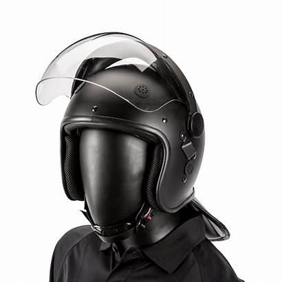 Riot Gear Haven Helmet Bubble Visor Matte