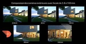 Comment Installer Camera De Surveillance Exterieur : camera de surveillance comparatif focales ~ Premium-room.com Idées de Décoration