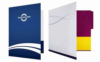 Business Folders Custom Colors Printcosmo Printed