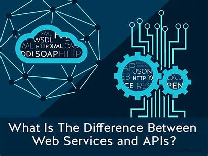 Web Services Between Difference Apis
