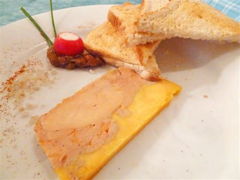 Restaurant Foie Gras Bordeaux by Wj Tested Globus La Motorcoach Tour