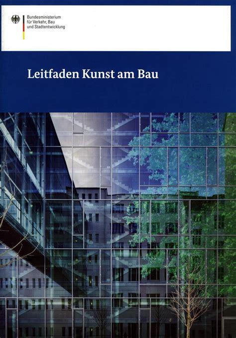Roland Fuhrmann » Leitfaden Kunst am Bau
