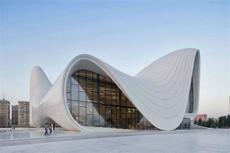 Zaha Hadid Architects Wins Designs of the Year Prize