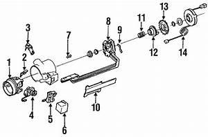 Chevrolet Impala Headlight Dimmer Switch