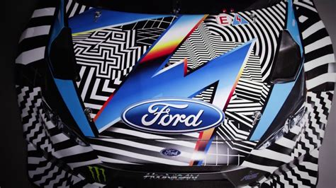 Havoc Boats Stickers by Ken Block S Rallycross Ford Focus Rs Rx Looks Ready To