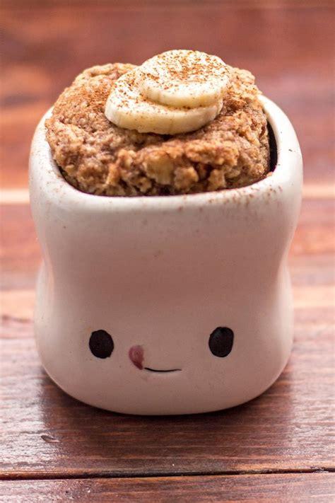 banana mug cake pins mug cakes healthy mug